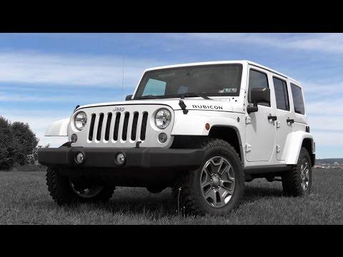 Jeep wrangler unlimited 2016 rubicon снимок