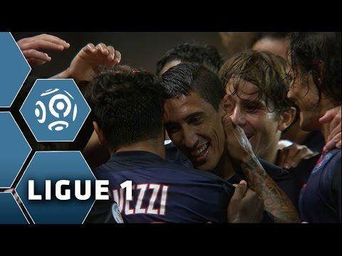 monaco psg - 0 a 3 - ligue 1 2015/2016