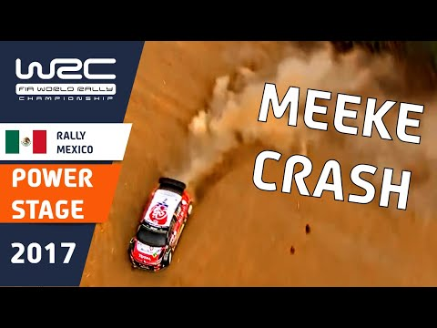 Unexpected Finish Of A Rally