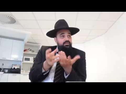 Secrets kabalistiques et invocation d'anges... Rav Fitoussi