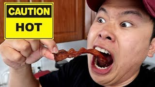 Video GHOST PEPPER BACON CHALLENGE!!! (TERRIBLE IDEA) MP3, 3GP, MP4, WEBM, AVI, FLV April 2018