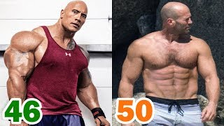 Video The Rock vs Jason Statham Transformation ★ 2018 MP3, 3GP, MP4, WEBM, AVI, FLV September 2018