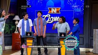 Video Desta Kesel Nggak Terima Jawaban Aneh Komeng - Ini Sahur 29 Mei 2018 (6/7) MP3, 3GP, MP4, WEBM, AVI, FLV Juli 2018