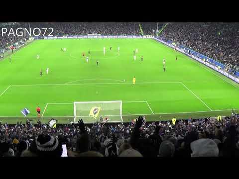 JUVENTUS Vs Tottenham Hotspur    Curva Sud