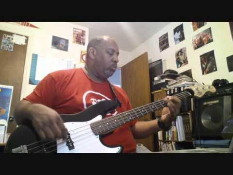 John Mayer - Gravity (Bass Cover)