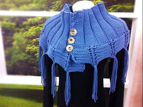 Poncho Azul Lizzy