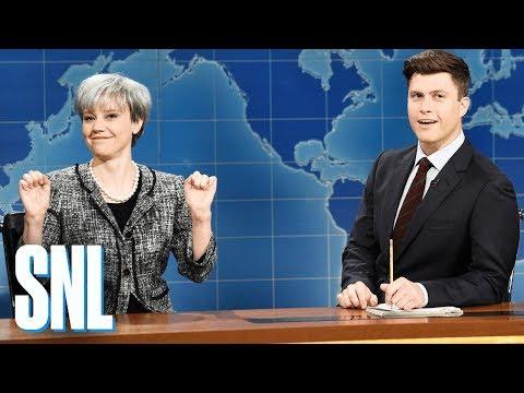 Weekend Update: Theresa May - SNL