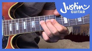 Blues Lick: Albert King Style (Guitar Lesson BL-509)
