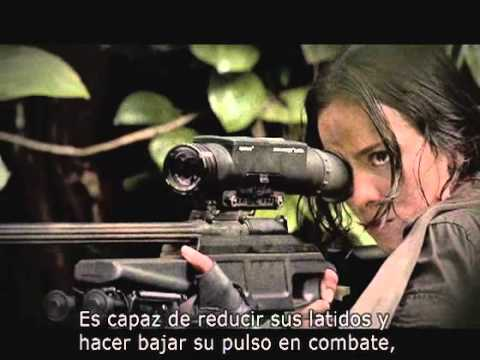 Predators - Featurette Isabelle?>