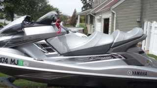 6. 2012 Waverunner High Output FX Cruiser For Sale~Like New w/ 9 Hours