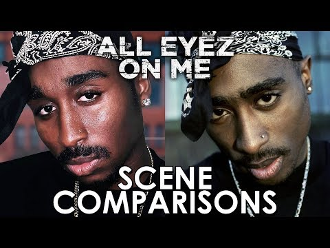 All Eyez on Me (2017) - scene comparisons