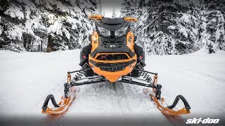 9. Perfecting Every Ride - 2019 Ski-Doo New Tech