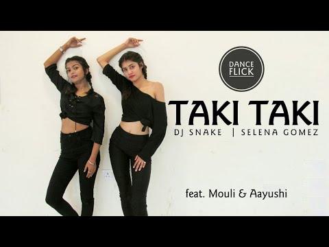 Taki Taki   DJ Snake  Selena Gomez   Dance Flick