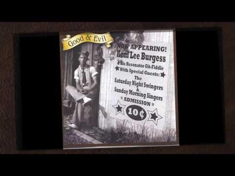Mean Old World Blues by Keni Lee Burgess & Hap Moore