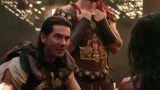 Hercules Reborn   Official Trailer Us  2014
