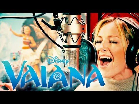 VAIANA Titelsong: Ich bin bereit von Helene Fischer | Disney HD