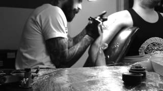 REBOUNCE TATTOO SESSION (25.10.14)