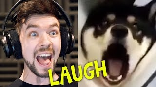 Video CHILD GETS SCARRED FOR LIFE | Jacksepticeye's Funniest Home Videos #4 MP3, 3GP, MP4, WEBM, AVI, FLV Agustus 2018