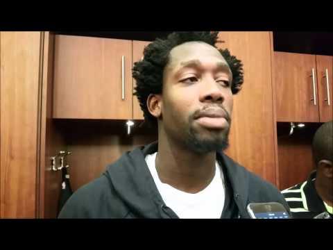 Patrick Beverley after Rockets beat Mavericks