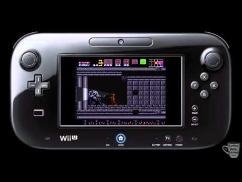super metroid wii u controls