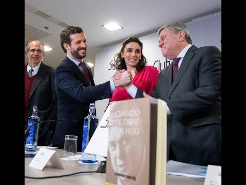 Intervención del eurodiputado Leopoldo López en la...