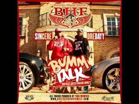 BHF - Money Sex & Murder (Exit Route) B.U.M.M. Talk Mixtape In Studio Performance & Updates