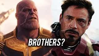 Video What Everyone Forgot About Thanos and Tony Stark's Relationship MP3, 3GP, MP4, WEBM, AVI, FLV Februari 2019