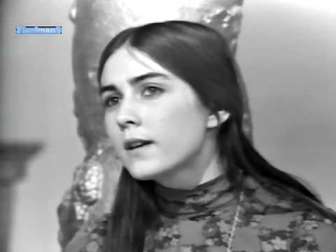 "romina power canta ""acqua di mare"" - 1969"