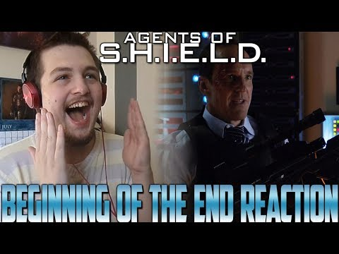 Agents Of SHIELD Season 1 Episode 22: Beginning Of The End Reaction