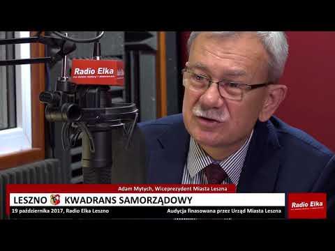 Wideo1: Leszno Kwadrans Samorządowy 19 października 2017