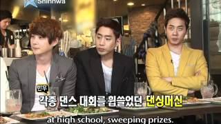 "Video [Stat Date] 1st generation idol group, ""ShinHwa"" (신화) MP3, 3GP, MP4, WEBM, AVI, FLV Agustus 2018"
