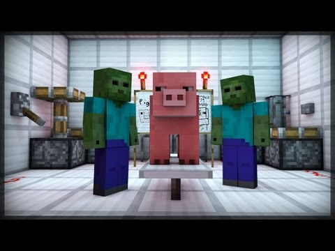 Minecraft Animation | Creature Creation