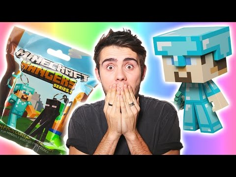 MineCraft Pack Opening!