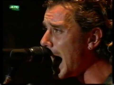 Bush - Everything Zen live @ Vilar de Mouros 2002 Portugal (видео)