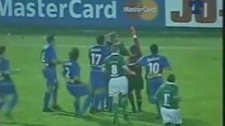 Semifinal - Boca (4) - Palmeiras (4) Penales - Libertadores 2001