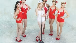 Check out Bella's Dancin Dolls in music video Candy Man