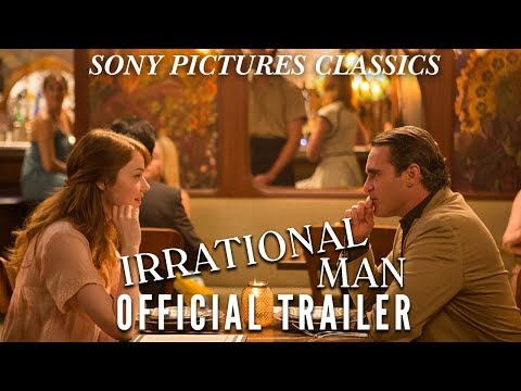 Irrational Man (Trailer)