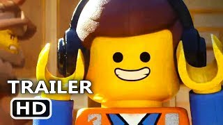 Video THE LEGO MOVIE 2 Official Trailer (2019) Animated Movie HD MP3, 3GP, MP4, WEBM, AVI, FLV September 2018