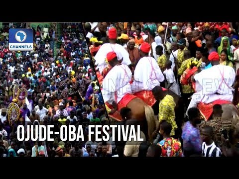 Ojude Oba Festival Unifies Thousands In Ijebu Ode