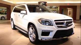 2013 Mercedes-Benz GL-Class Review: Park Place Motorcars In Dallas, Ft. Worth And Grapevine, TX