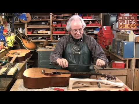 How to Adjust an Acoustic Guitar Truss Rod (Excerpt)