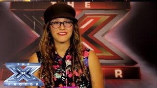 Yes, I Made It! Danie Geimer - THE X FACTOR USA 2013