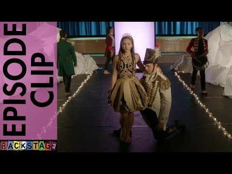 Backstage   Season 2: Episode 19 Clip - Tin Soldier and Paper Princess Performance