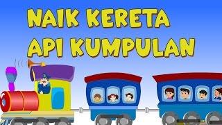 Naik Kereta Api Tut Tut Tut   Kumpulan   Lagu Anak TV