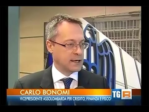 Assolombarda lancia Bancopass – Servizio RAI TGR Lombardia