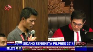 Video Special Report #13: MK Dalami Keterangan Saksi Prabowo-Hatta dari Nias Selatan MP3, 3GP, MP4, WEBM, AVI, FLV Mei 2019