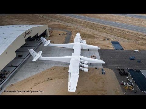 Αυτό είναι το μεγαλύτερο αεροπλάνο του κόσμου! – ΒΙΝΤΕΟ