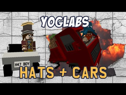 mod - Yogscast Laboratories mod testing continues as the boys try on some new funky hats and test drive some new vehicles around the facility Hat Mod: http://ichun...
