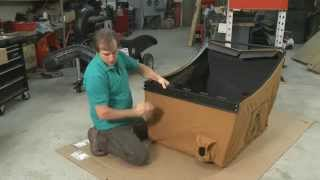 DR Leaf & Lawn Vacuum - Unpacking and Assembly: Complete Video