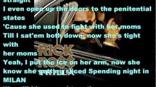 here i am rick ross lyrics